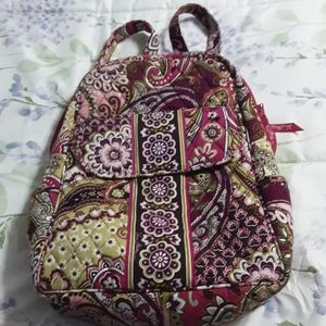 Vera Bradley  Purse/backpack
